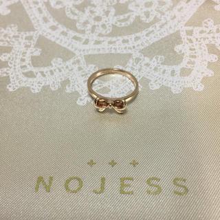 ノジェス(NOJESS)のNOJESS ピンキーリング 1号(リング(指輪))