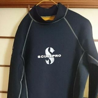 スキューバプロ(SCUBAPRO)のスキューバプロ タッパー  ウェットスーツ日焼け防止防寒(マリン/スイミング)