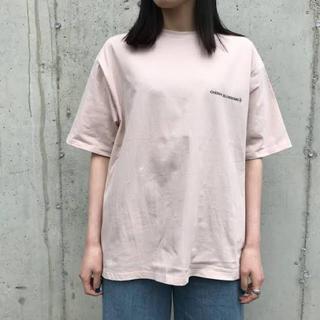 ミラオーウェン(Mila Owen)のMila Owen Tシャツ FLOWERカラーTシャツ mint ミント(Tシャツ(半袖/袖なし))