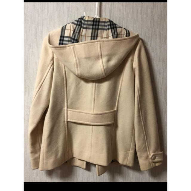 BURBERRY BLUE LABEL(バーバリーブルーレーベル)のコート レディースのジャケット/アウター(ピーコート)の商品写真