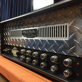 mesa boogie dual rectifier(ギターアンプ)
