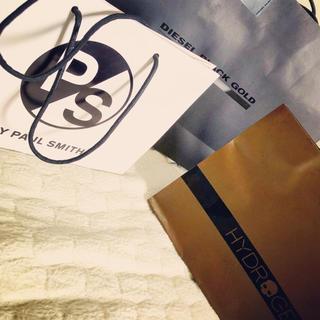 ブラックゴールド(BLACK GOLD)のポールスミスジーンズ、ハイドロゲン、DIESEL Black goldセット(Tシャツ/カットソー(半袖/袖なし))