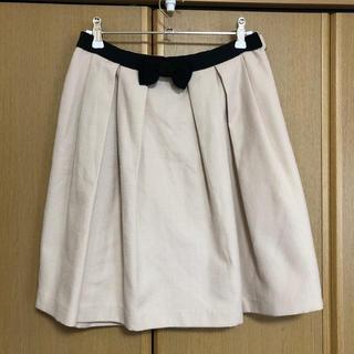 プーラフリーム(pour la frime)のプーラフリーム リボンスカート(ミニスカート)
