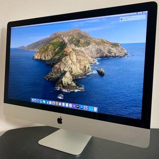 アップル(Apple)のメモリー32GBサービス中!! Apple iMac2015 5K27inch(デスクトップ型PC)