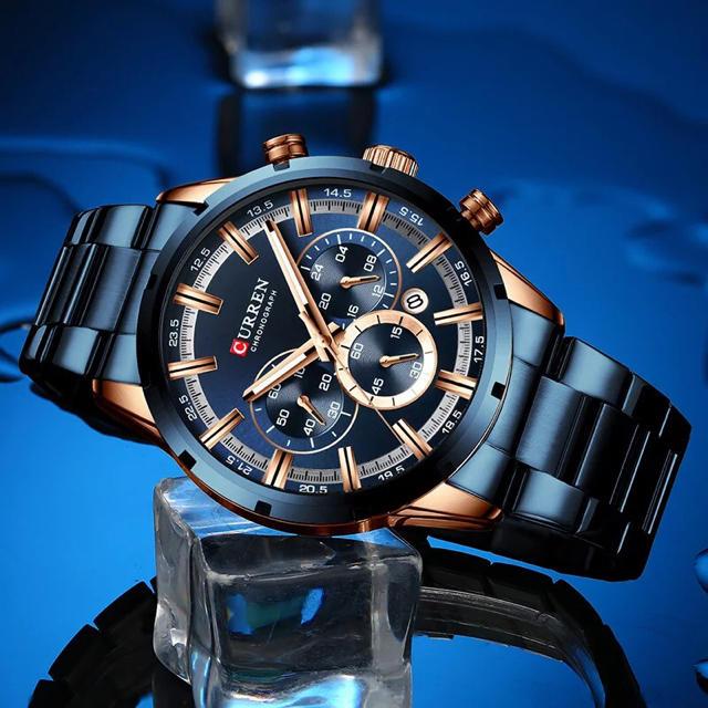 カレン メンズ高級腕時計 日本未発売の通販 by rise0208's shop