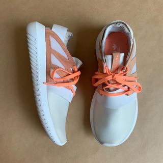 アディダス(adidas)の☆美品☆22.5㎝☆ adidas アディダス チューブラヴァイラルAE 711(スニーカー)