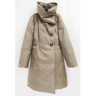 ヴィヴィアンウエストウッド(Vivienne Westwood)のヴィヴィアンウエストウッド レッドレーベル ハイネック ダウン コート オーブ(ダウンコート)
