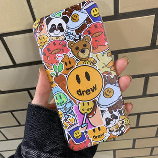 フィアオブゴッド(FEAR OF GOD)のdrew house iPhone XsMax(iPhoneケース)