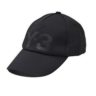ワイスリー(Y-3)の新品 未使用 y-3  キャップ黒 TRUCKER CAP(キャップ)