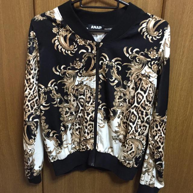 ANAP Latina(アナップラティーナ)のANAP アウター メンズのジャケット/アウター(スタジャン)の商品写真