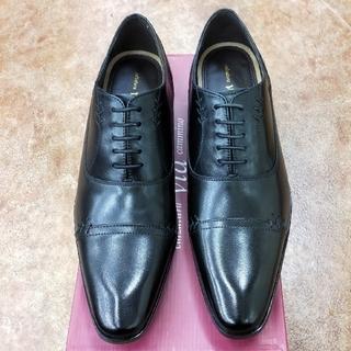 マドラス(madras)の188)25cm :新品マドラス紳士靴Via4006(ドレス/ビジネス)