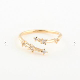 エテ(ete)のeteダイヤモンドリング(リング(指輪))