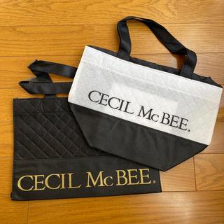 セシルマクビー(CECIL McBEE)のCECIL McBEEショップ袋セット(ショップ袋)