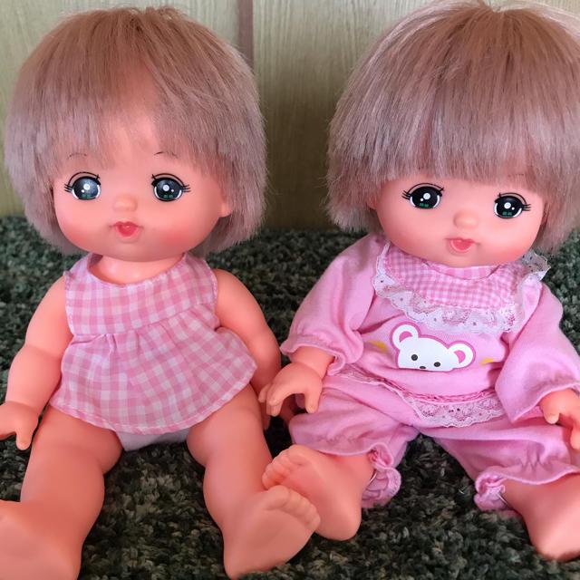 PILOT(パイロット)のメルちゃん キッズ/ベビー/マタニティのおもちゃ(ぬいぐるみ/人形)の商品写真