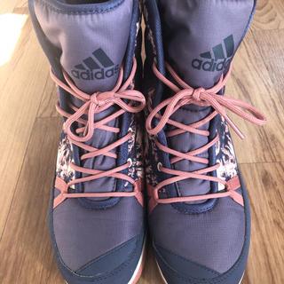 アディダス(adidas)のアディダス ウィンターブーツ レディース CHOLEAH PADDED(ブーツ)