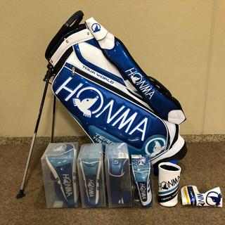 ホンマゴルフ(本間ゴルフ)のホンマ9.5型キャディーバッグ(バッグ)