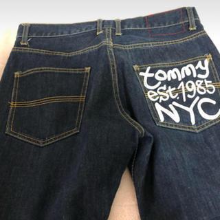 トミーヒルフィガー(TOMMY HILFIGER)の【送料無料】 tommy est1985 NYC ジーパン(デニム/ジーンズ)