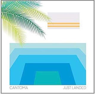 CANTOMA/JUST LANDED(クラブミュージック)