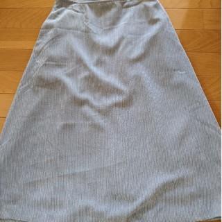 ティティベイト(titivate)のtitivate コーデュロイ スカート(ひざ丈スカート)