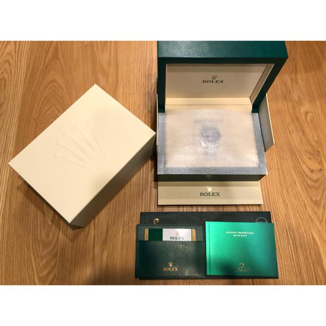 ブルガリ ソロテンポ レディース - ROLEX - ROLEX デイトジャスト41 型番126300 の通販 by @2501 shop