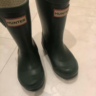ハンター(HUNTER)のHunter ハンター キッズ長靴(長靴/レインシューズ)