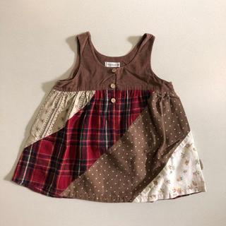 Biquette★ジャンパースカート(90cm)