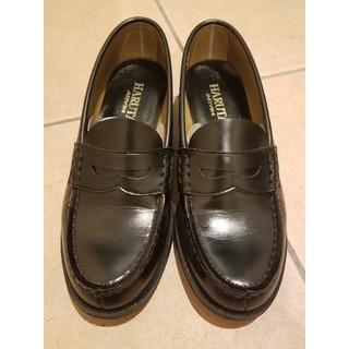 ハルタ(HARUTA)のHARUTA ハルタ ローファー ブラック(ローファー/革靴)