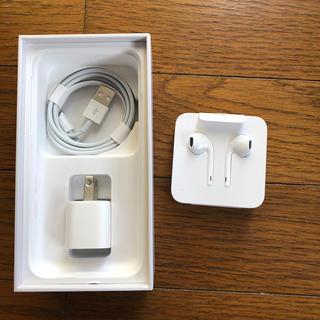 アイフォーン(iPhone)のiPhone 純正イヤホン 充電コード(その他)