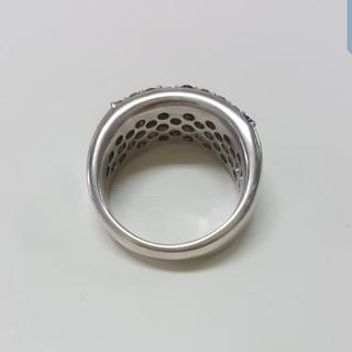 マルチカラーのお花畑♪リング(リング(指輪))