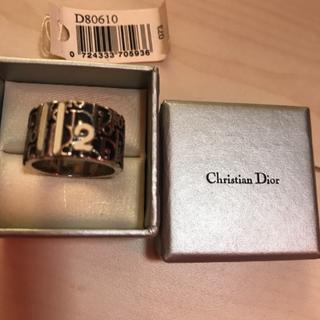クリスチャンディオール(Christian Dior)のクリスチャンディオール トロッターリング(リング(指輪))