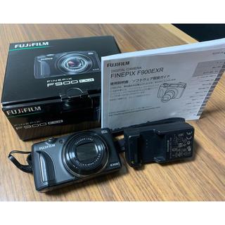 フジフイルム(富士フイルム)のフジフィルム デジカメ FINEPIX ファインピックス F900EXR(コンパクトデジタルカメラ)