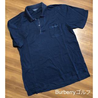 BURBERRY - バーバリーゴルフ ポロシャツ