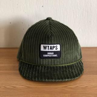 ダブルタップス(W)taps)のwtaps MILITIA / CAP. COTTON. CORDUROY(キャップ)