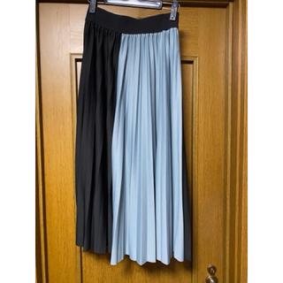 スピーガ(SPIGA)の【値下げ】レデース プリーツスカート (ロングスカート)