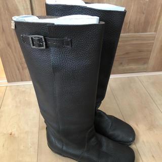 コース(KOOS)のkoos38ロングブーツ ほぼ新品(ブーツ)