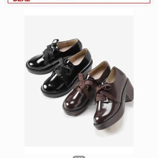マジェスティックレゴン(MAJESTIC LEGON)の今期  ブラック L シューズ(ローファー/革靴)