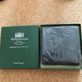 ホワイトハウスコックス(WHITEHOUSE COX)のホワイトハウスコックス 財布 メンズ 二つ折り財布 Whitehouse Cox(折り財布)