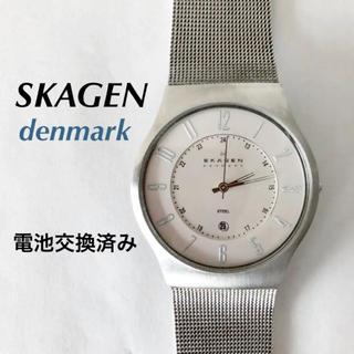 スカーゲン(SKAGEN)の腕時計 skagen denmark(腕時計(アナログ))