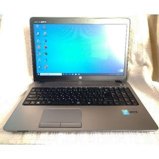ヒューレットパッカード(HP)のHP probook 450G1 SSD搭載(ノートPC)
