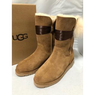 アグ(UGG)のアグ UGG レディース ブリタ正規輸入品 US(7)-25.0(ブーツ)