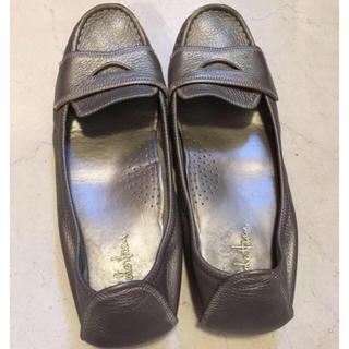 コールハーン(Cole Haan)のコールハーン フラットシューズ サイズ7B(ローファー/革靴)