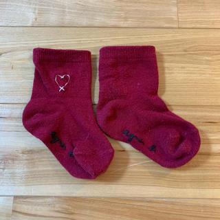 アニエスベー(agnes b.)のアニエスベー ベビー靴下(靴下/タイツ)