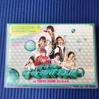 キスマイフットツー(Kis-My-Ft2)のKis-My-Mint Tour 通常盤(ミュージック)
