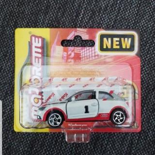 アウディ(AUDI)の激レア マジョレットミニカー アウディA1 (ミニカー)