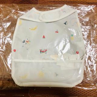 gelato pique - ジェラートピケ お食事スタイ