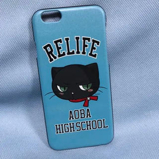 ウィゴー(WEGO)のReLIFE×WEGOコラボ iPhoneケース(iPhoneケース)
