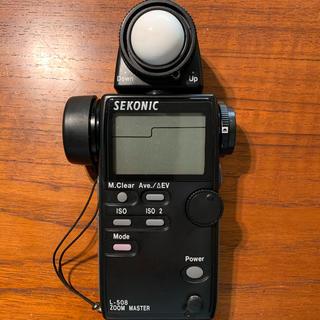 【露出計】SEKONIC ズームマスター L-508 セコニック(露出計)