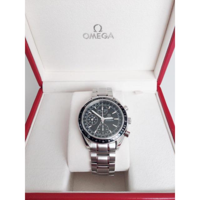 カルティエ 時計 評価 - OMEGA - 【正規品】オメガ スピードマスター 3220.50の通販 by dmm.plusA shop
