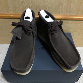 クラークス(Clarks)の新品 clarks クラークス ワラビー ブーツ Wallabee Boot(ブーツ)