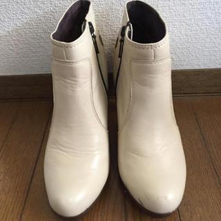 ZARA - FUGU ショートブーツ ブーティ